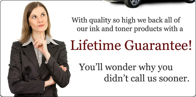 With quality so high we back all of our products with a Lifetime Guarantee! You'll wonder why you didn't call us sooner.